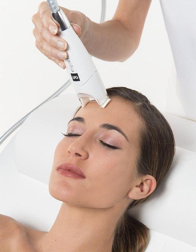 #ELLEBeautyCrush : le nouveau soin Endermologie® visage de LPG