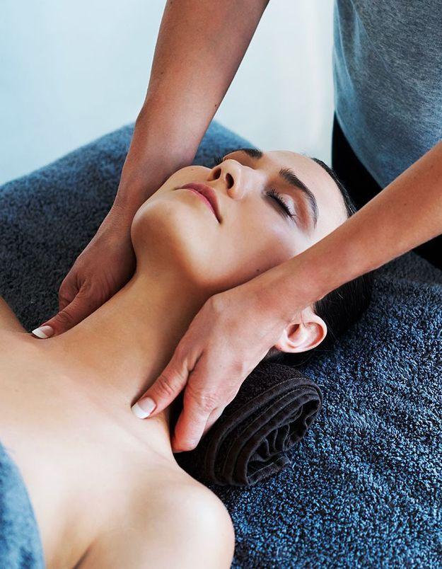 J'ai testé le massage liftant et j'ai adoré !