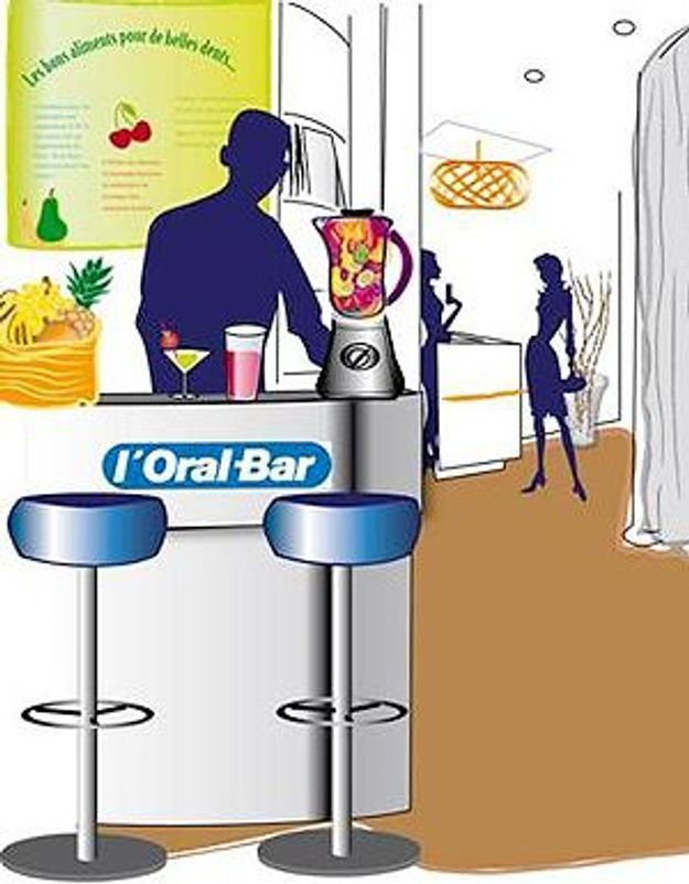 Oral-B s'occupe de nos dents