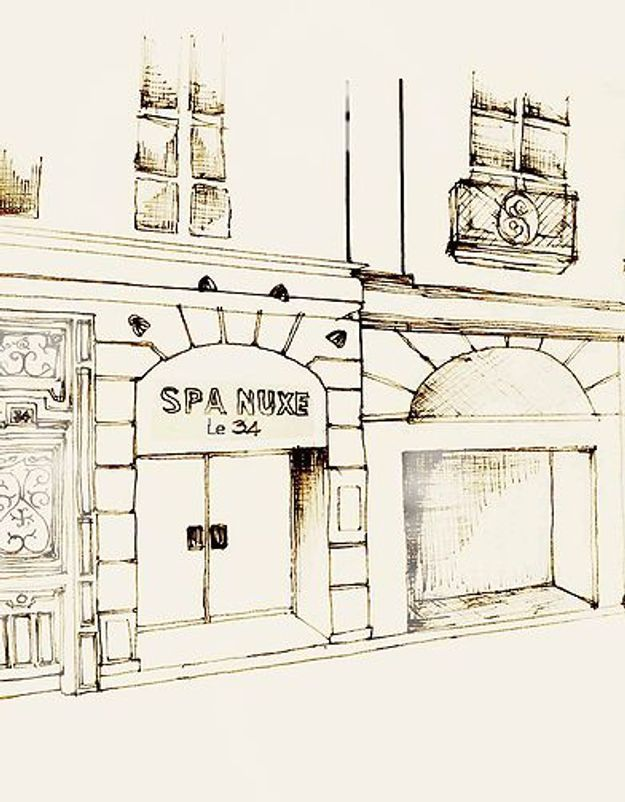 Un nouveau spa Nuxe pour la nouvelle année