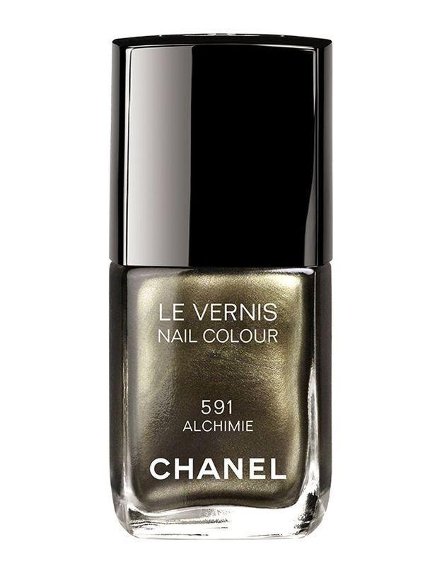 Vernis Alchimie, Chanel, 22,50 €