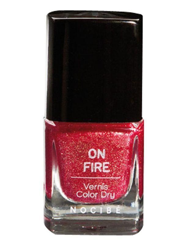 Vernis Color Dry, On Fire, Nocibé, 6,90 €
