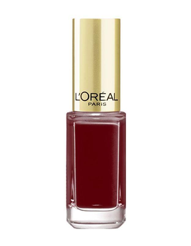 Vernis Hypnotic Red, L'Oréal, 6,50 €