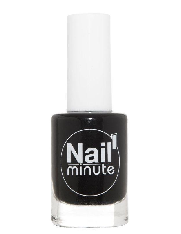 Vernis Noir, Nail' Minute, 7,90 €