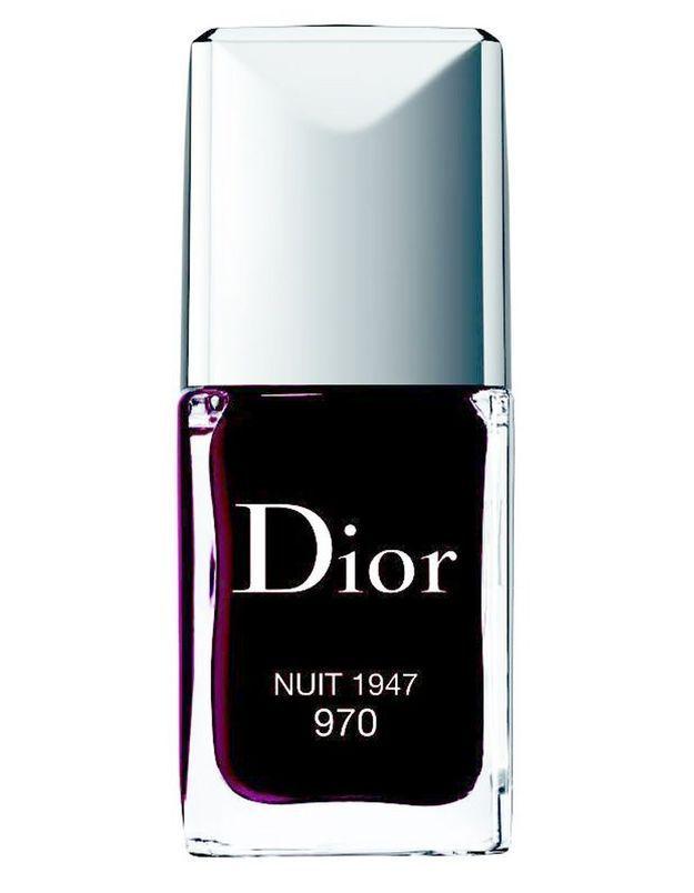 Vernis Nuit 1947, Dior, 23,40 €
