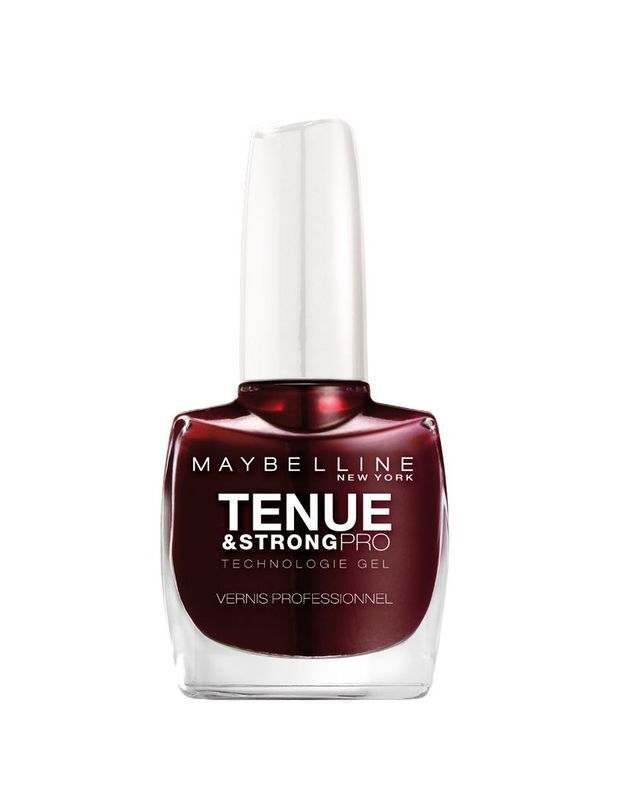 Vernis Ruby Stained, Gemey Maybelline, 7,60 €