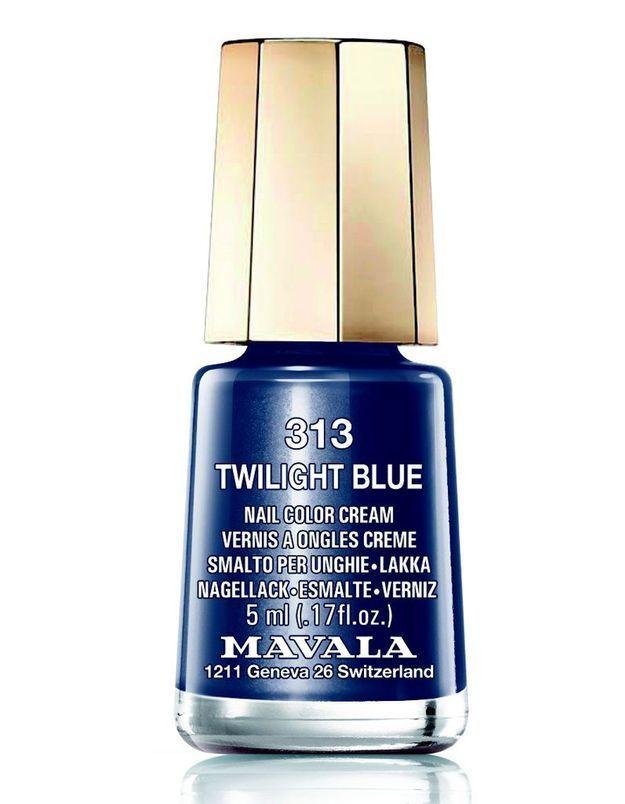 Vernis Twilight Blue, Malvala, 5,40 €
