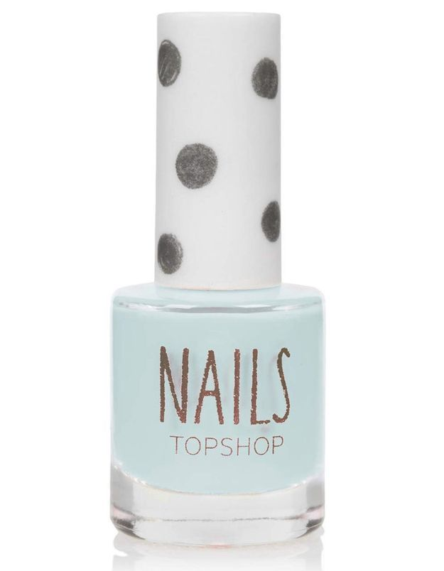 Vernis, Duck egg, Top Shop