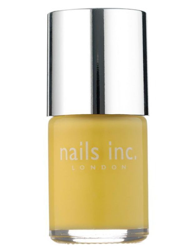 Vernis, Jaune Pastel, Nails inc