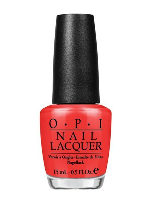 Vernis, My Paprika is hotter than you, OPI