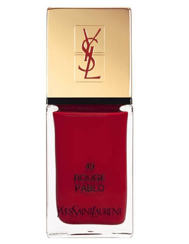 Vernis, Rouge Pablo, Yves Saint Laurent