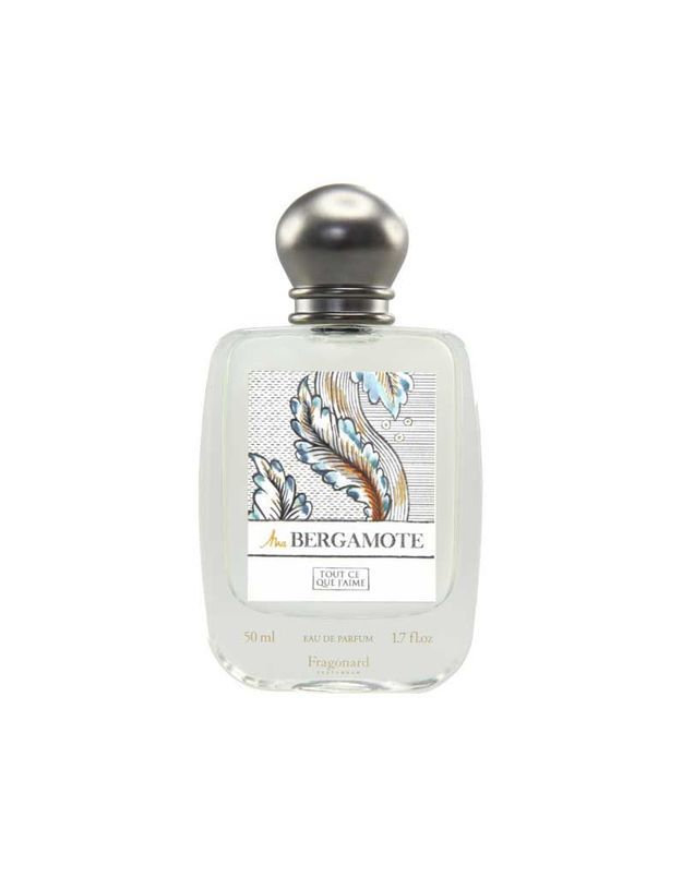Ma Bergamote, Tout ce que j'aime, Fragonard, 45 €, 50 ml