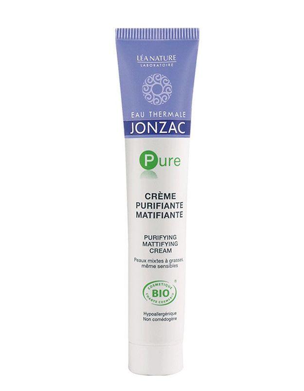 Crème purifiante matifiante, Jonzac