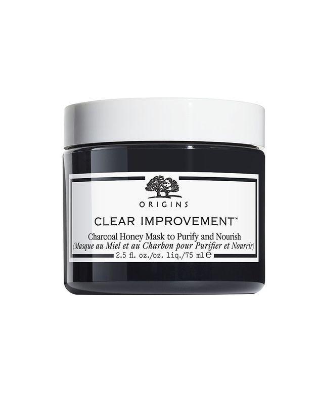 Masque au miel et au charbon Clear Improvement, Origins