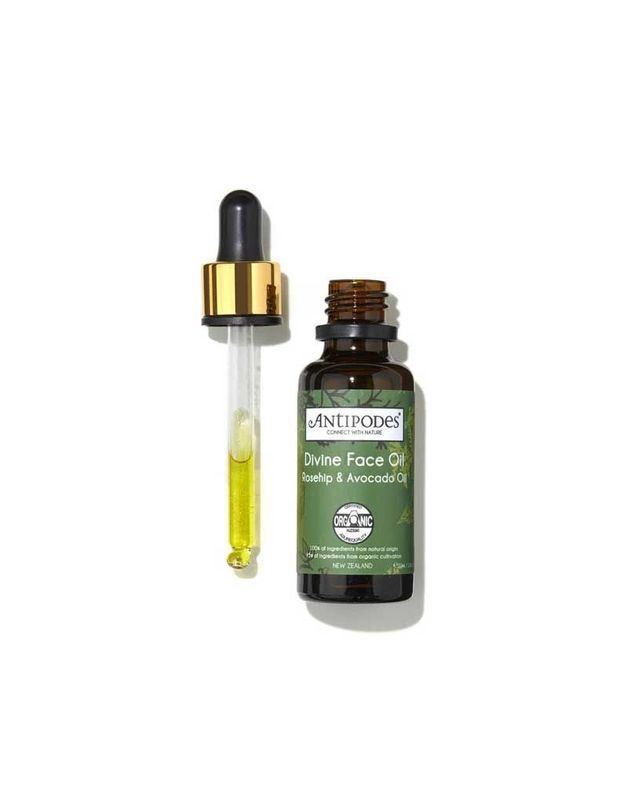 Divine Face Oil, Antipodes, 30 €, 25 ml