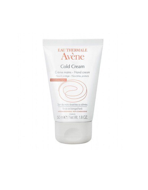 Crème pour les mains Cold Cream, Avène