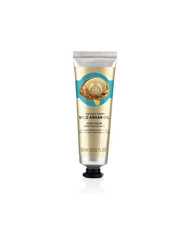 Crème pour les mains huile d'argan The Body Shop