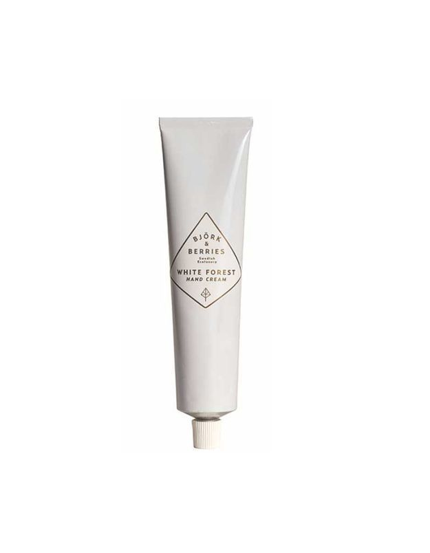 White Forest, Hand cream, Björk and Berries, 19 €