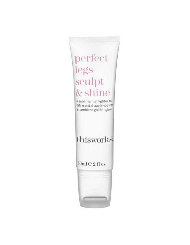 Perfect Legs Sculpt and shine Enlumineur jambes, This Works