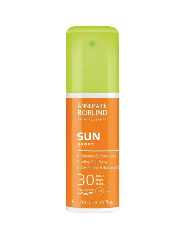 Crème solaire Anne Marie Borlind