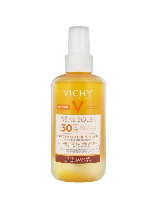 Crème solaire Vichy