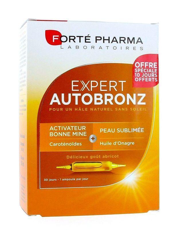Expert Autobronz, Forte Pharma