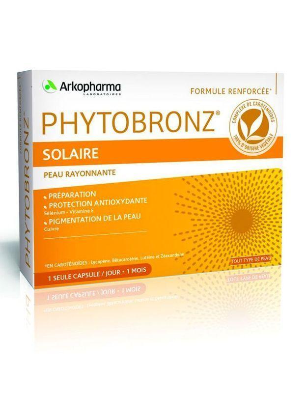 Phytobronz, Arkopharma