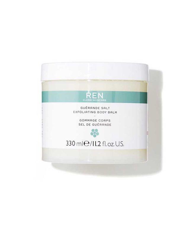 Gommage Corps Sel de Guérande, Ren Skincare, 24 €