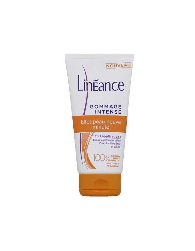 Gommage intense effet peau neuve minute, Linéance, 6,23 €