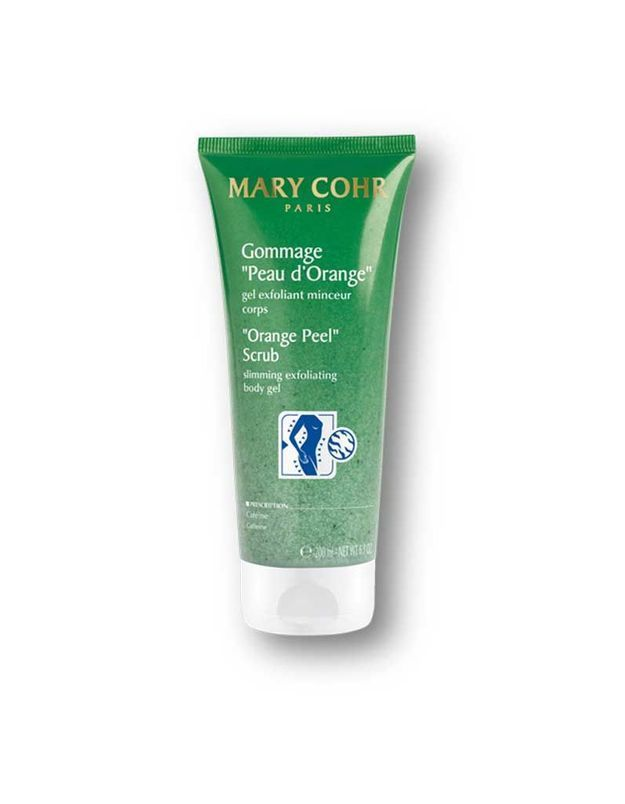 Gommage Peau d'Orange, Mary Cohr, 34 €, 200 ml