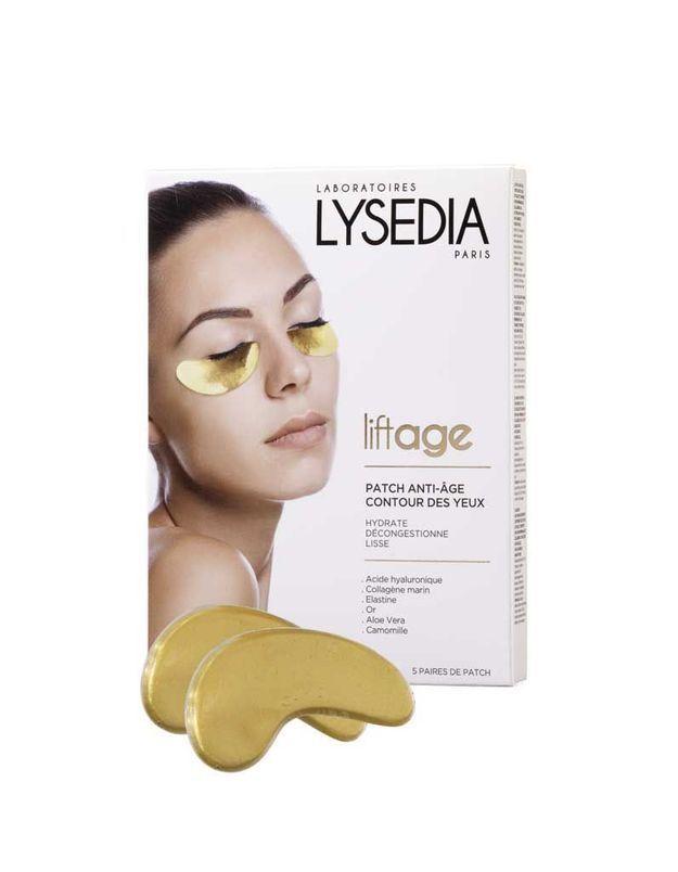 Patch anti-âge pour les yeux Lysedia