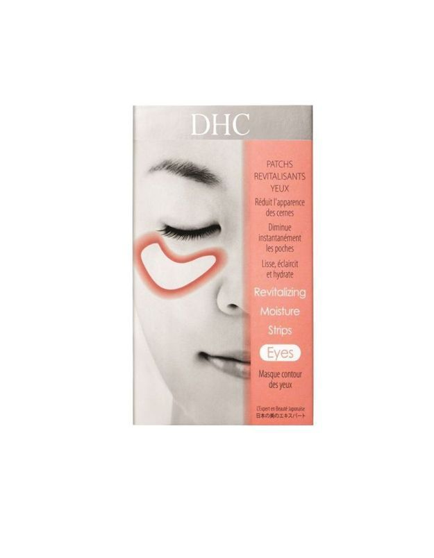Masque contour des yeux, DHC, 12 €