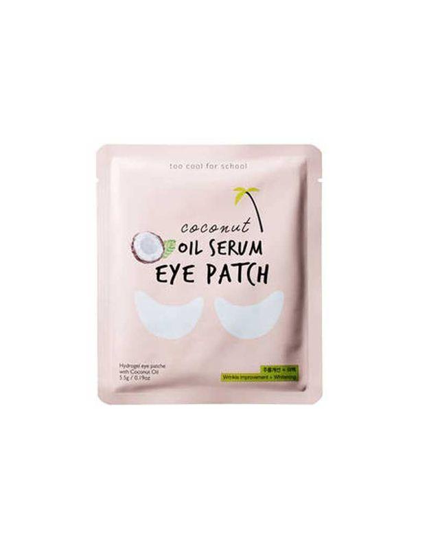 Patch yeux à l'huile de coco, Too Cool for School