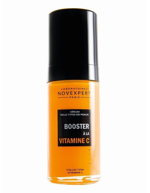 Booster à la vitamine C, Laboratoires Novexpert Paris