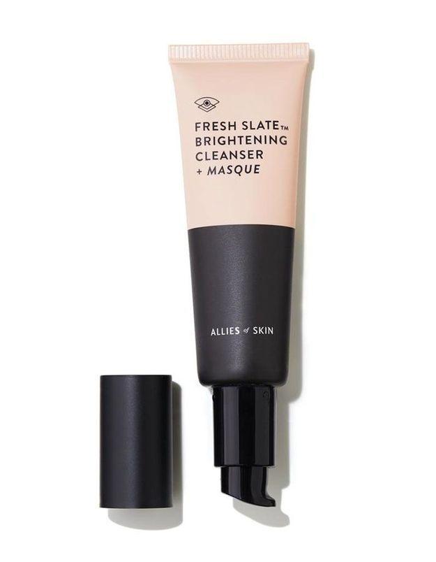 Fresh Slate Brightening Cleanser + Masque, Allies of Skin