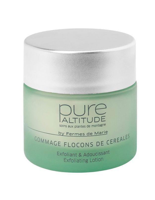Gommage Flocons de Céréales, Pure Altitude By Les Fermes de Marie, 50 ml