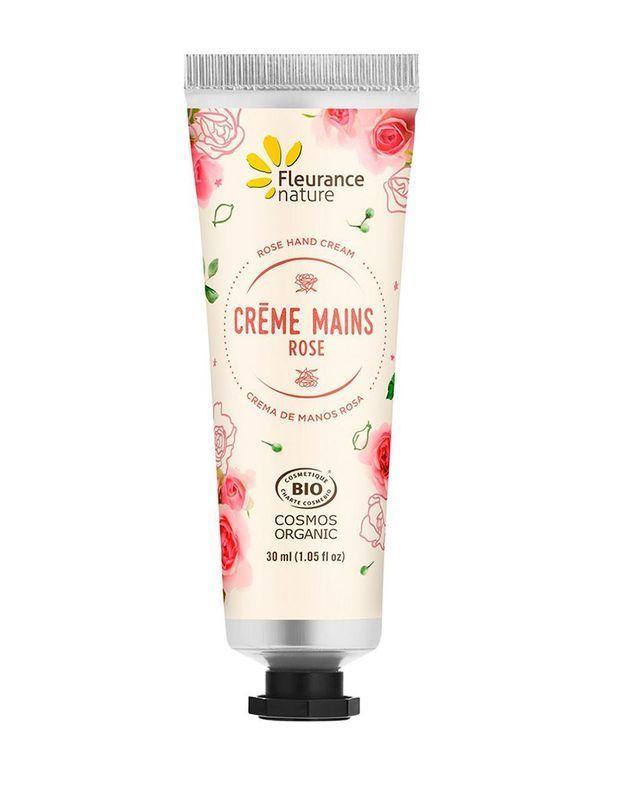 Crème mains rose, Fleurance Nature