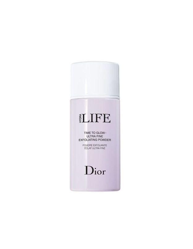 Poudre exfoliante éclat ultra fine, Hydra Life,Dior, 42,50 €