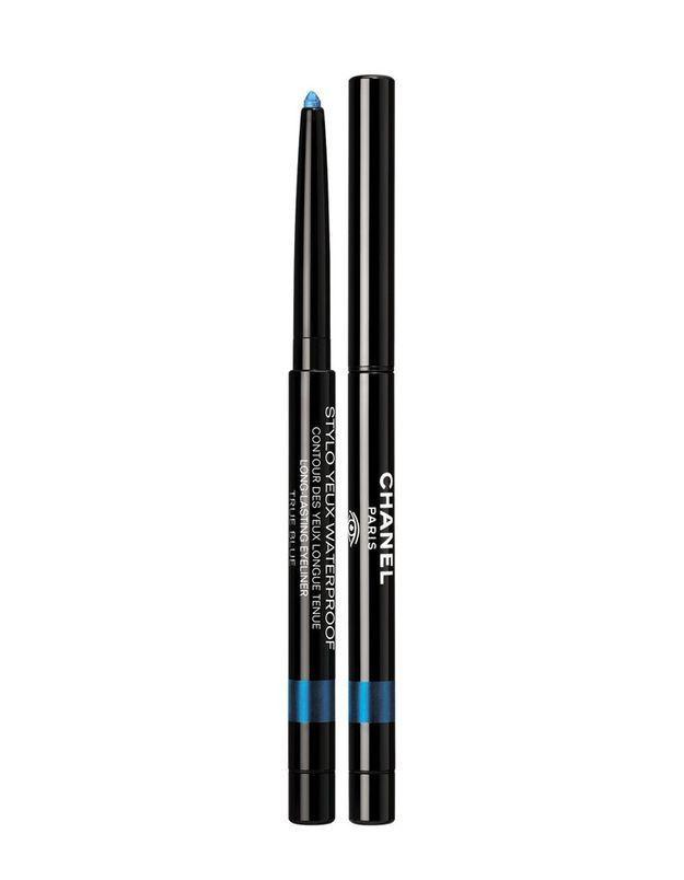 Chanel, Stylo Yeux Waterproof True Blue, 23,50 €