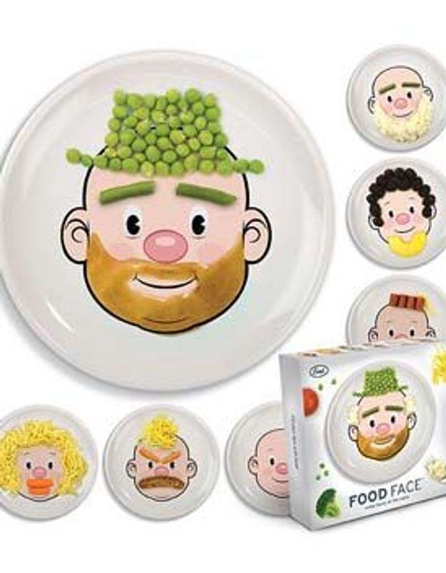 """A nos enfants : """"Les Food Faces : je suis fan !!!"""""""