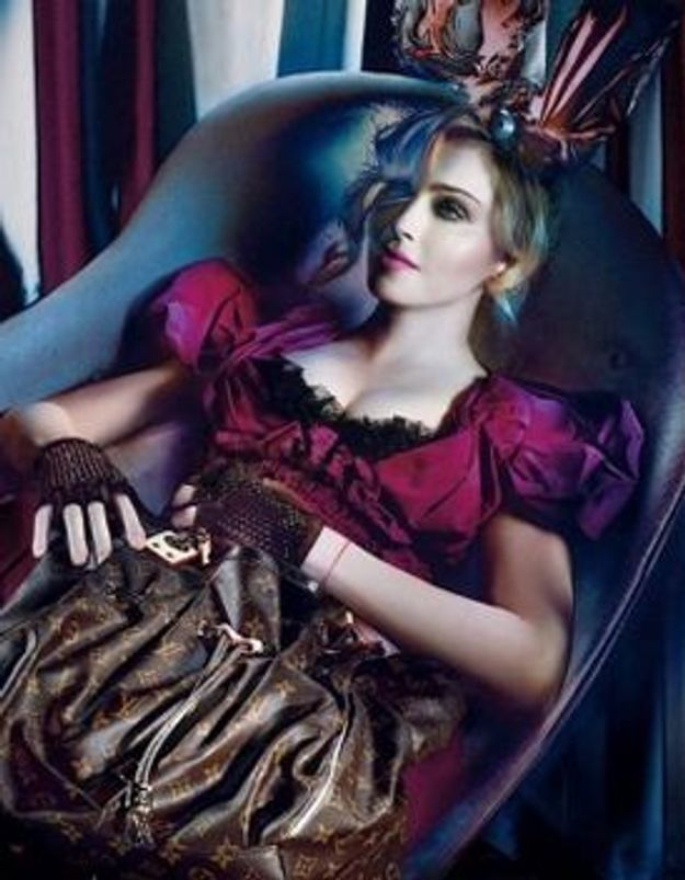 """Bulles d'infos : """"Madonna pour Louis Vuitton acte II"""""""