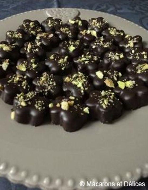 Des desserts chocolatés pour la fin d'année !