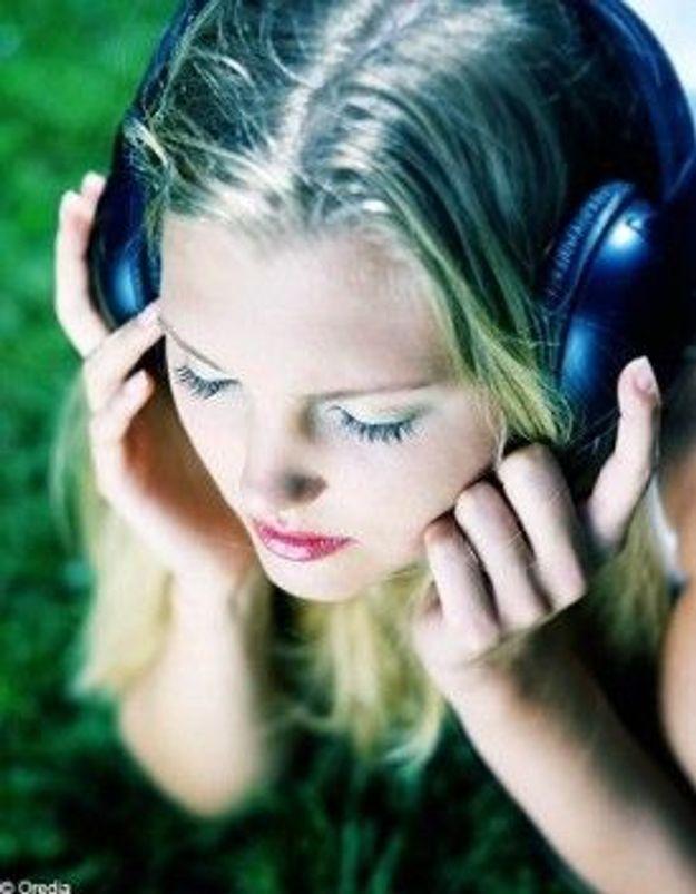 La musique dans la peau