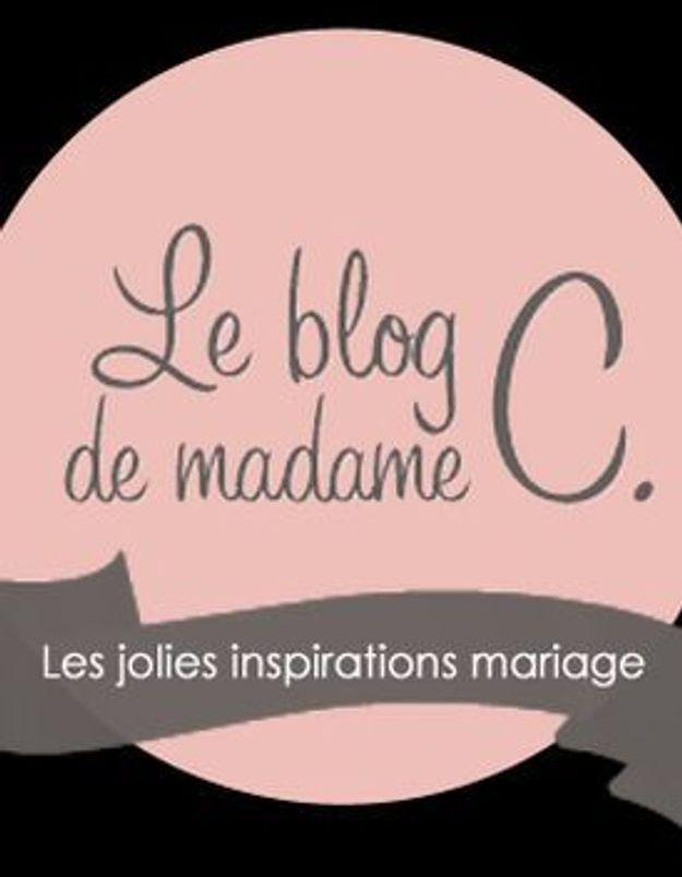 Le blog de Madame C, inspiration mariage