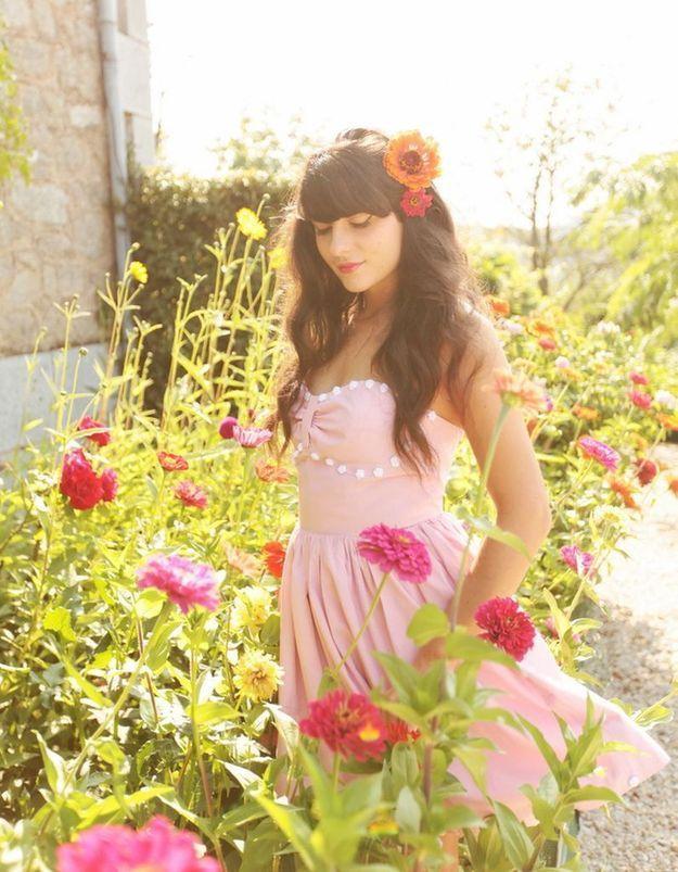 Le monde fabuleux de The Cherry Blossom Girl
