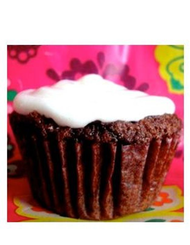 Les cupcakes d'Izzie, de Grey's Anatomy