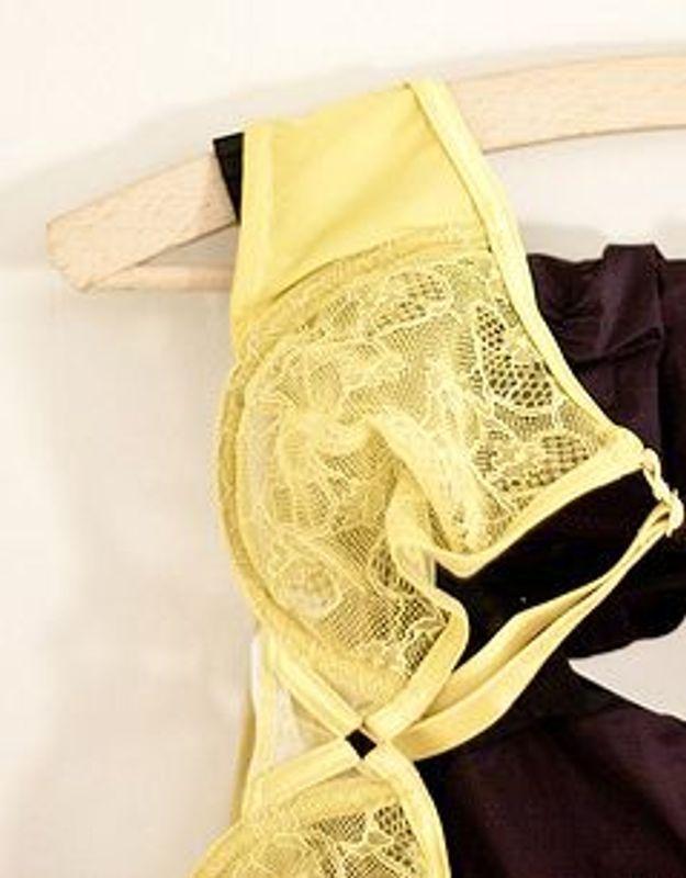 Lingerie sexy : la bonne résolution de Coco Cerise