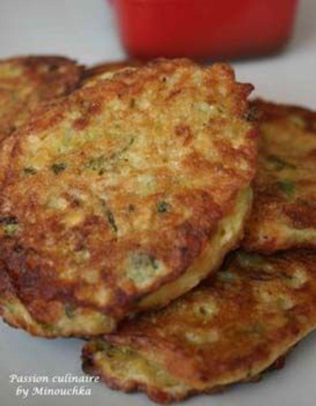"""Passion culinaire : """"Croquettes et galettes de légumes"""""""
