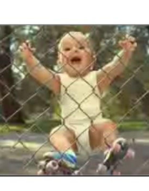 """Sweetange : """"Les bébés Evian sont de retours"""""""
