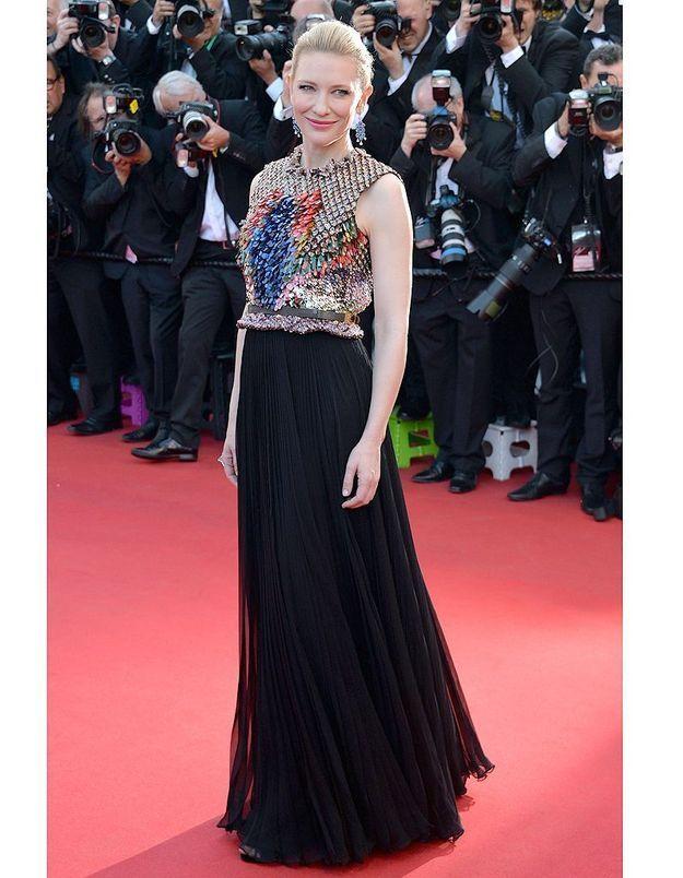 Le look du jour de Cannes : Cate Blanchett en Givenchy